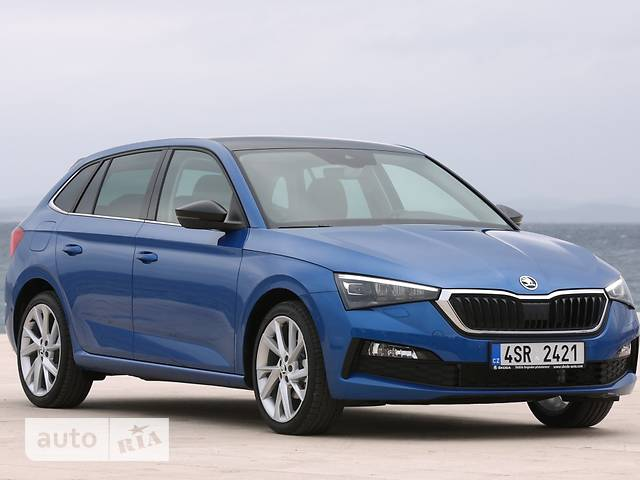 Skoda Scala 1.6 TDI MT (115 л.с.) Style