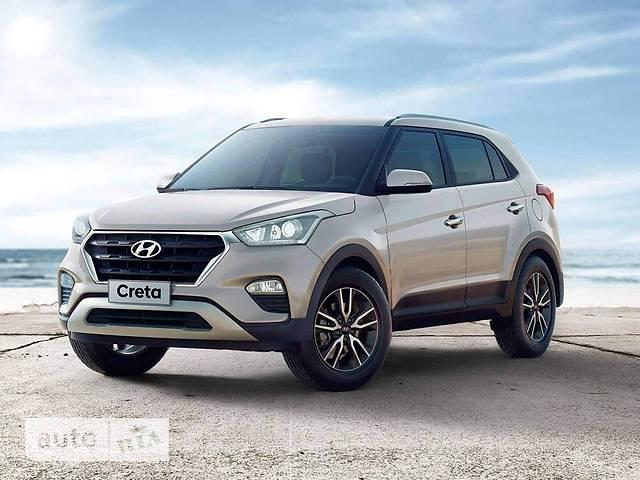 Hyundai Creta FL 1.6 DOHC MT (123 л.с.) 2WD Express