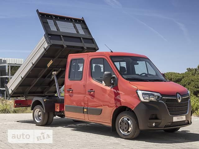 Renault Master груз. Double Cab 2.3D MT (150 л.с.) L4H1 4500