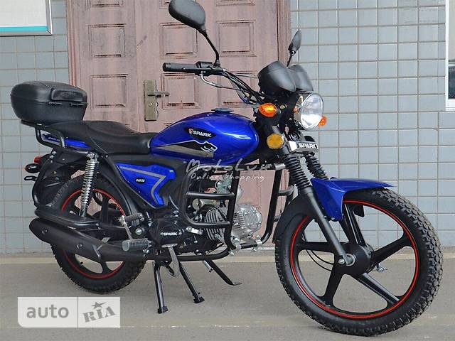 Spark SP 125С-2XWQ