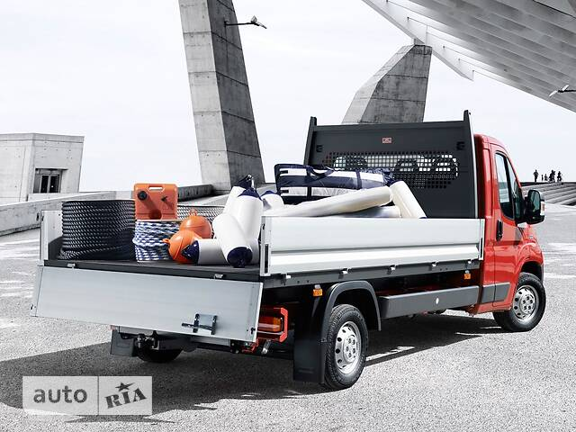 Fiat Ducato груз. 295. CCB.4 35 Maxi L4H1 (130 л.с.)