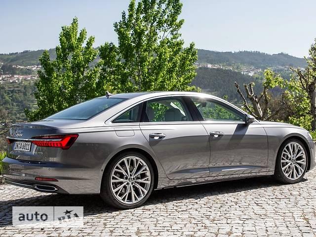 Audi A6 55 TFSI 3.0 S-tronic (340 л.с.) Quattro Sport