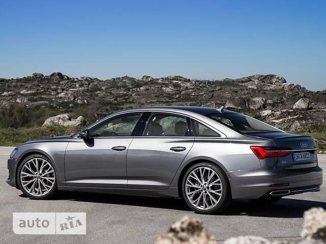 Audi A6 40 TDI 2.0 S-tronic (204 л.с.) Quattro Sport