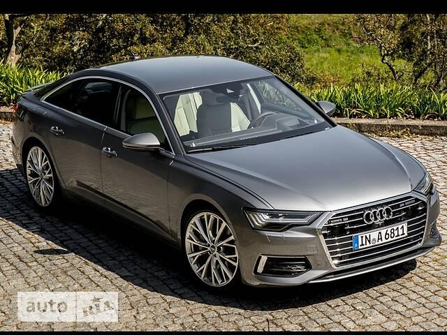 Audi A6 40 TDI 2.0 S-tronic (204 л.с.) Quattro Basis