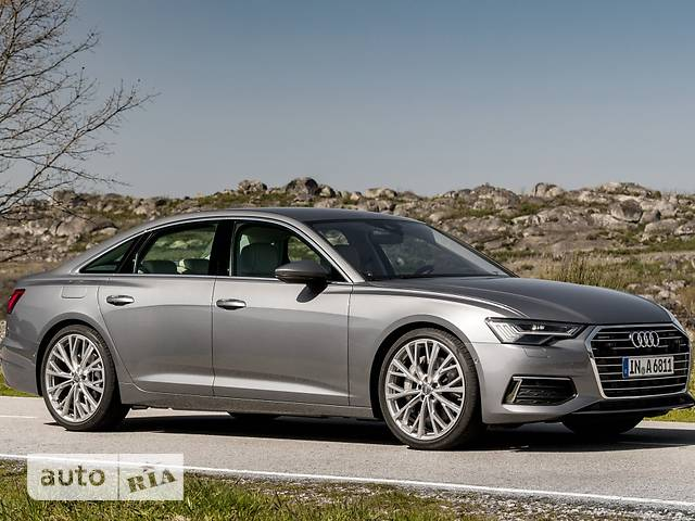 Audi A6 55 TFSI 3.0 S-tronic (340 л.с.) Quattro Basis