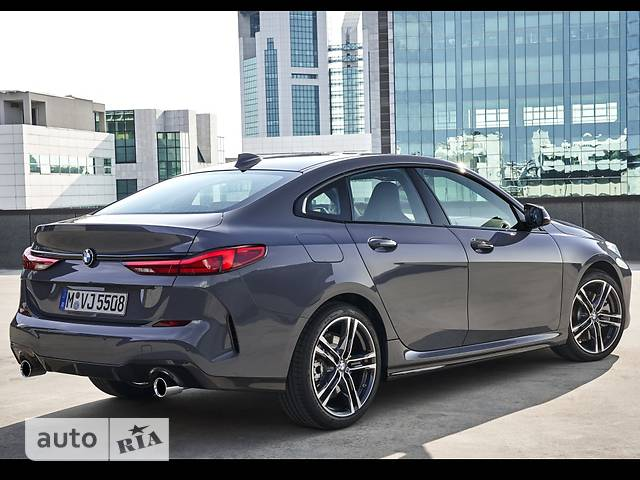 BMW 2 Series Gran Coupe 218i MT (140 л.с.) Base