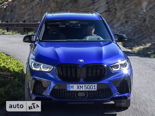 BMW X5 M 4.4 Steptronic (600 л.с.) xDrive Base