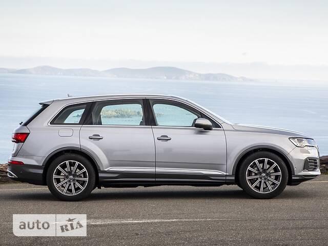 Audi Q7 50 TDI 3.0 Tiptronic (286 л.с.) Quattro