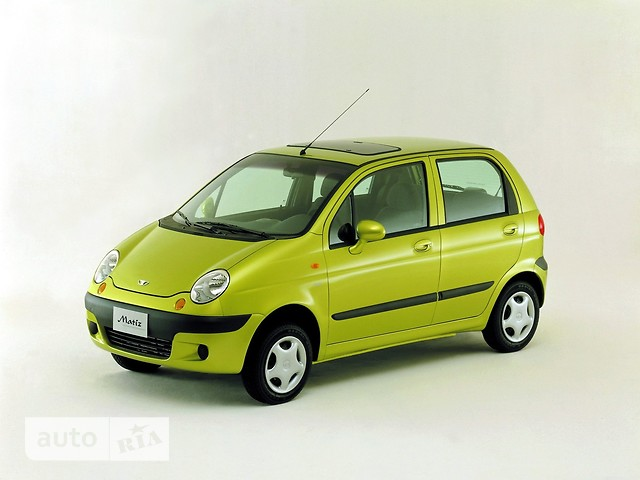Daewoo Matiz фото 1
