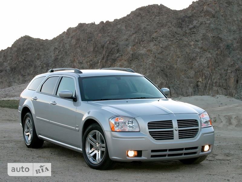 Dodge Magnum фото 1