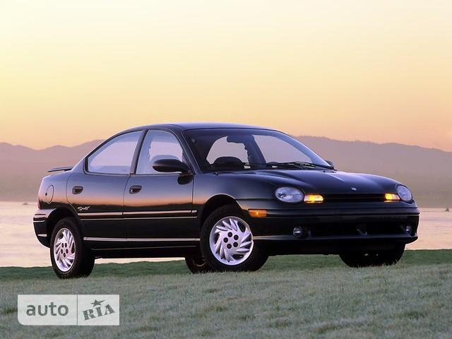 Dodge Neon фото 1