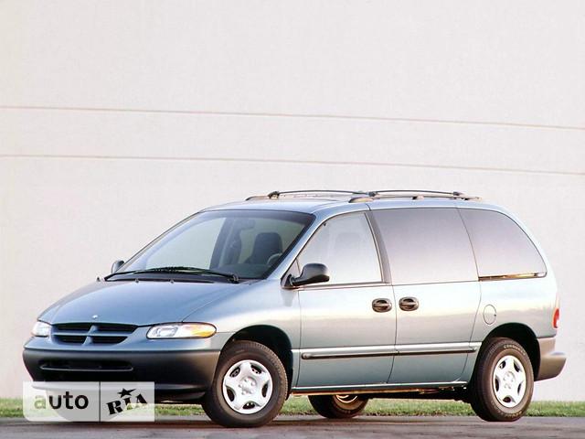 Dodge Caravan фото 1