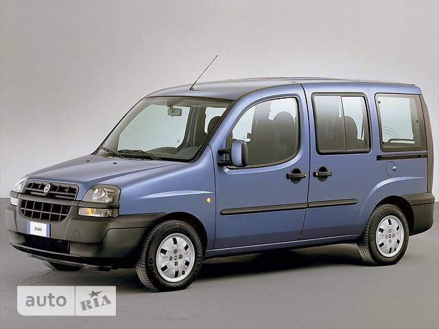Fiat Doblo фото 1