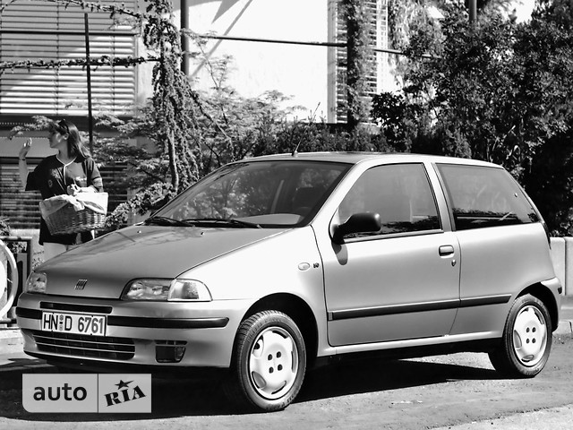 Fiat Punto фото 1