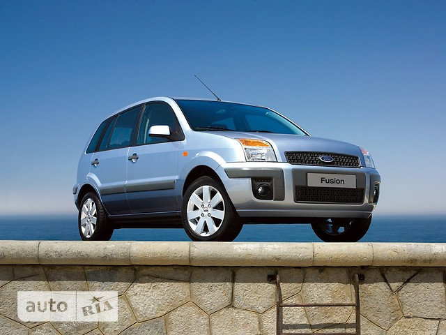 Ford Fusion фото 1