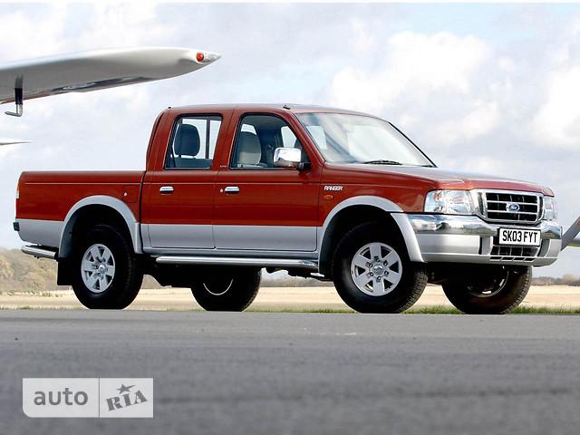 Ford Ranger фото 1