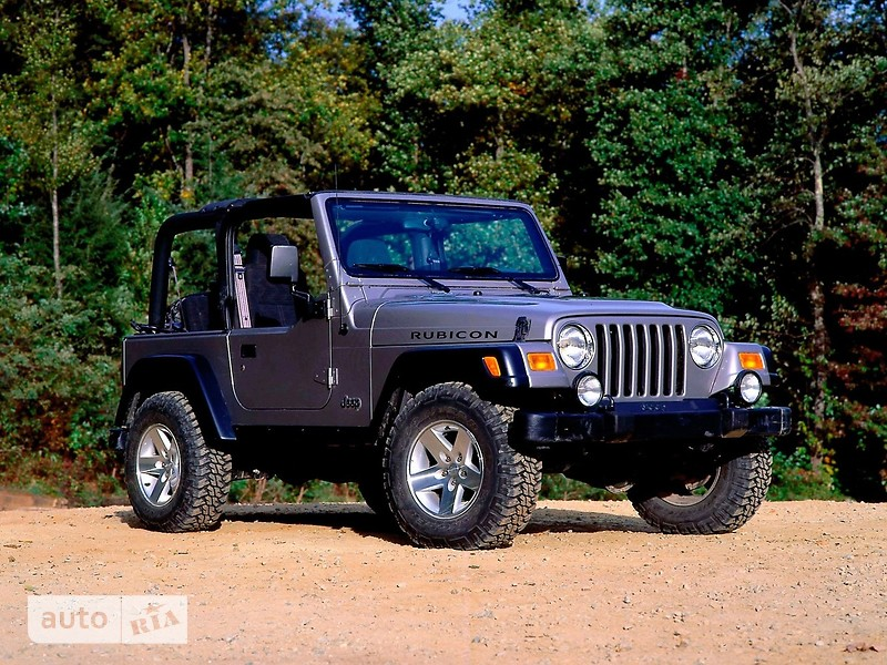 Jeep Wrangler 5D 2.8TD MT (200 л.с.) Sahara