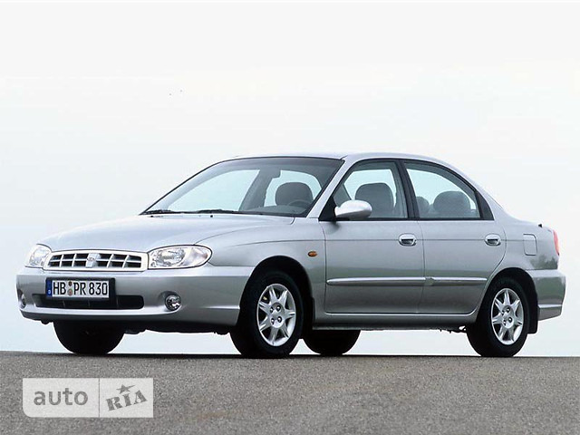 Kia Sephia фото 1