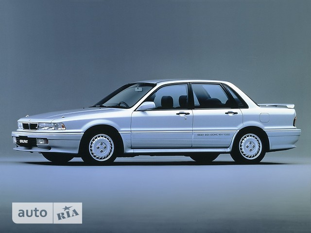 Mitsubishi Galant фото 1