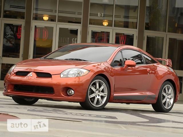Mitsubishi Eclipse фото 1