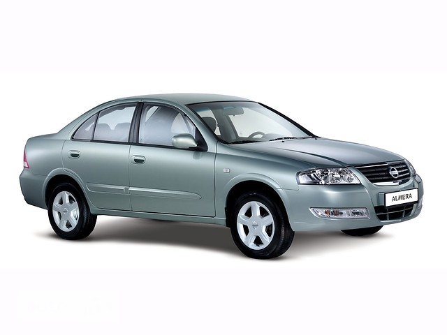 Nissan Almera фото 1