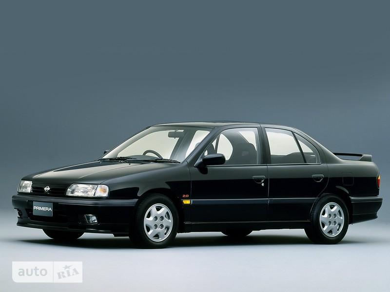 Nissan Primera фото 1
