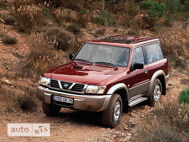 Nissan Patrol фото 1