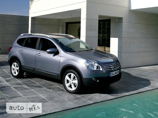 Nissan Qashqai+2 фото 1