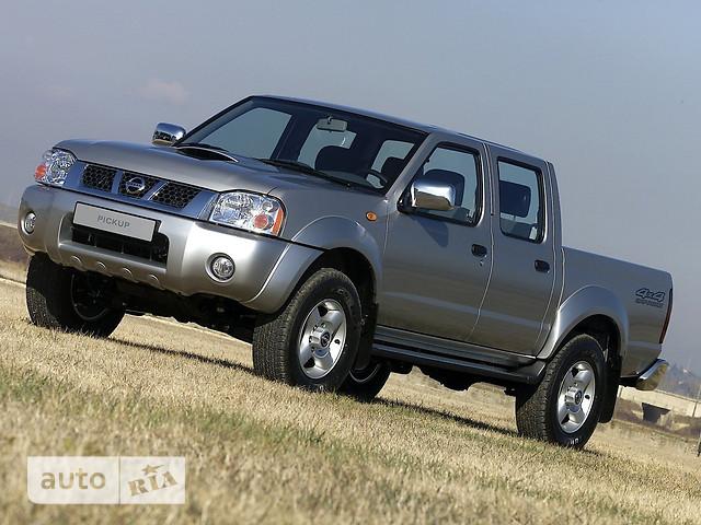 Nissan Navara фото 1