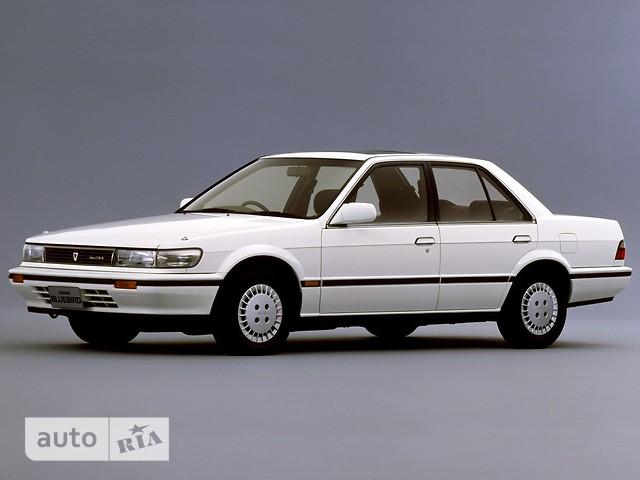 Nissan Bluebird фото 1