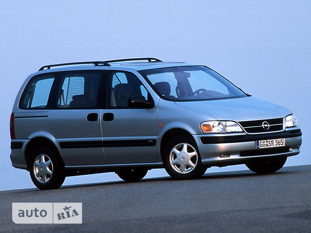 Opel Sintra фото 1