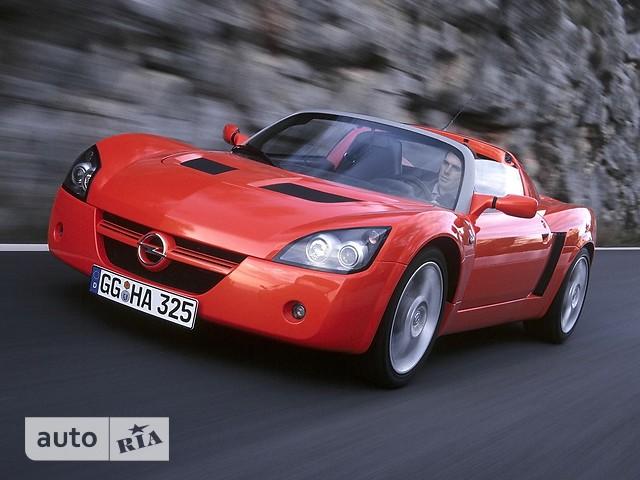 Opel Speedster фото 1
