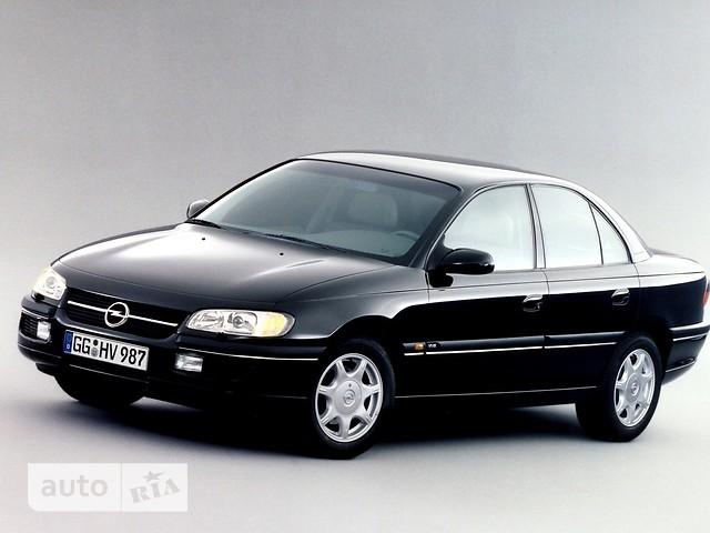 Opel Omega фото 1