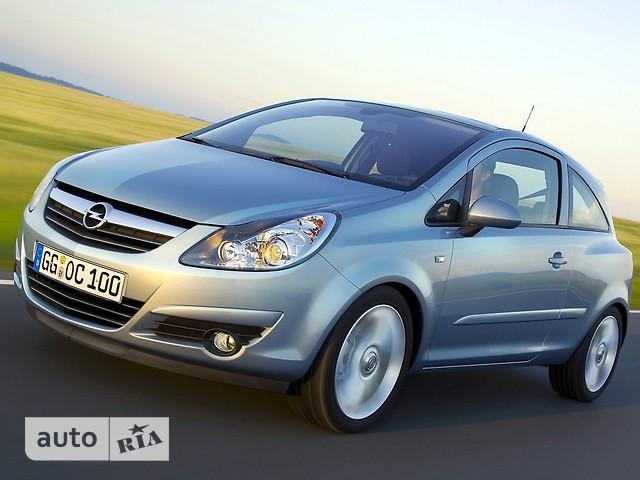 Opel Corsa фото 1
