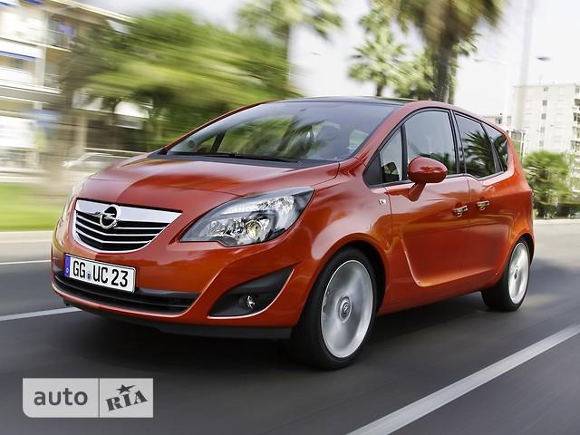 Opel Meriva фото 1