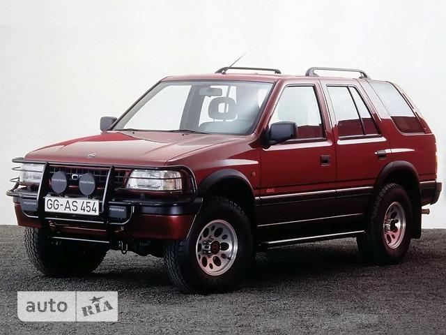 Opel Frontera фото 1