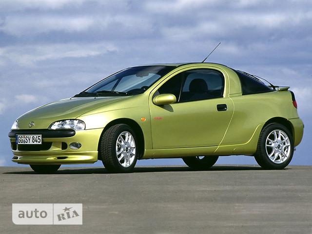 Opel Tigra фото 1