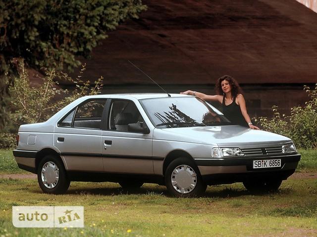 Peugeot 405 фото 1