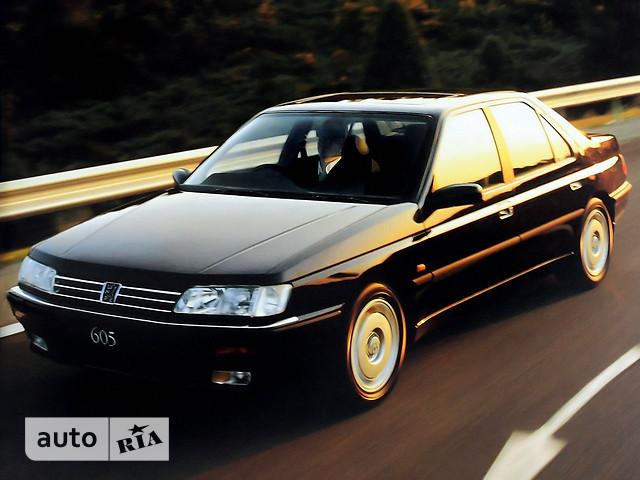 Peugeot 605 фото 1