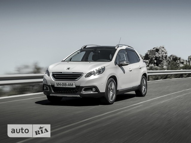 Peugeot 2008 фото 1
