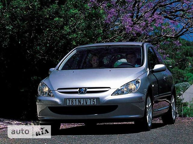 Peugeot 307 фото 1
