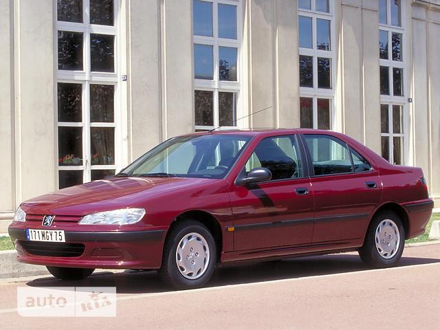 Peugeot 406 фото 1