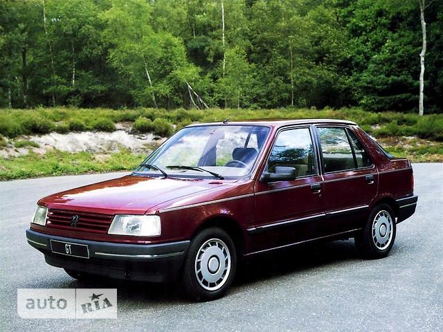 Peugeot 309 фото 1