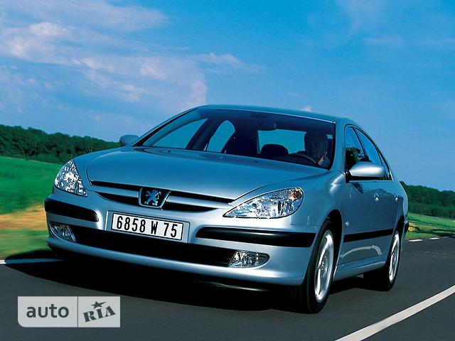 Peugeot 607 фото 1