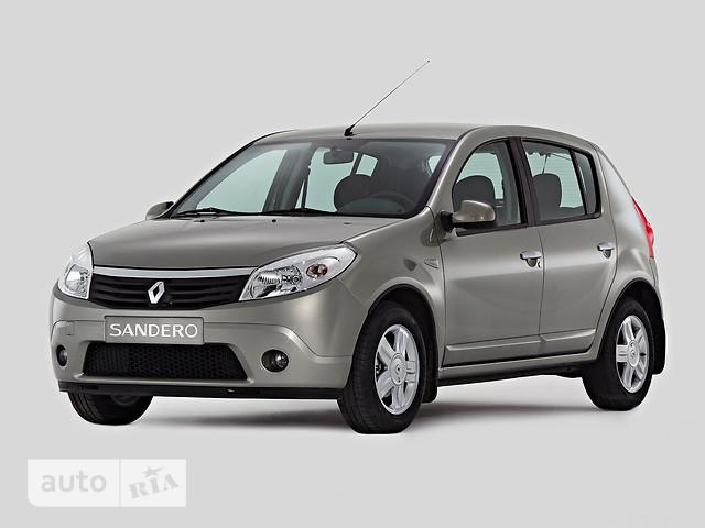 Renault Sandero фото 1