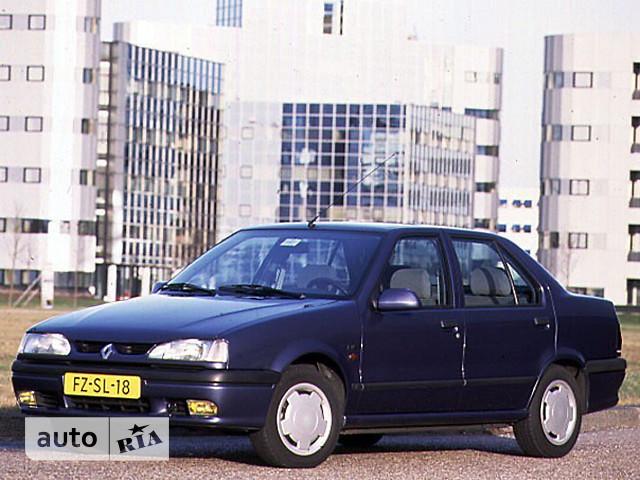 Renault 19 фото 1