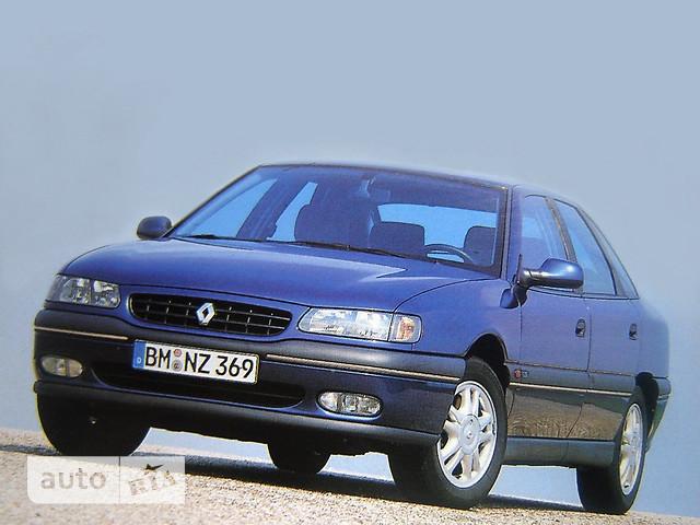 Renault Safrane фото 1