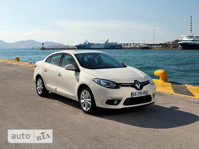 Renault Fluence фото 1
