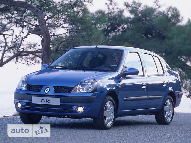 Renault Symbol фото 1