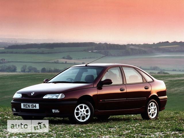 Renault Laguna фото 1